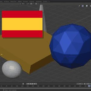 Blender 3D en español