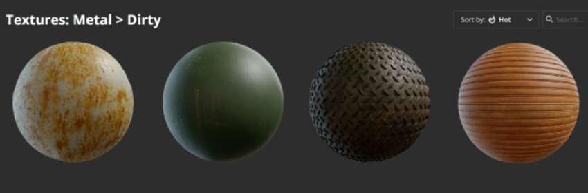 Textura de metal con oxido para modelado 3D