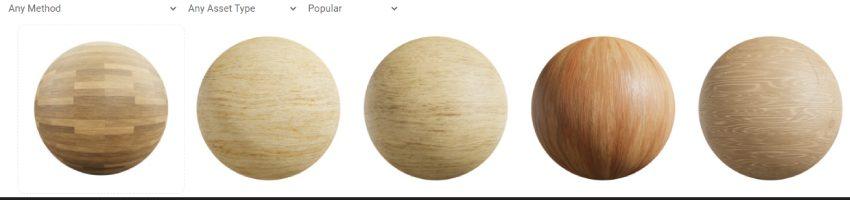 madera de roble en textura para 3D