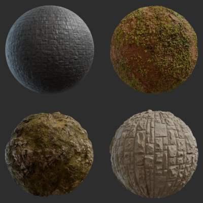 página de descarga gratuita de texturas
