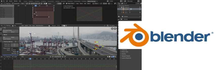 programa de diseño y moldeado digital gratis Blender