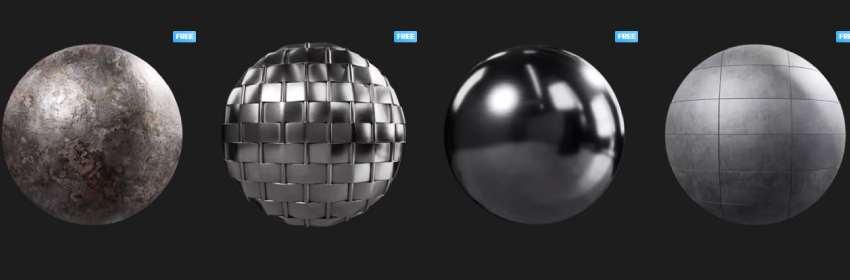 textura de chapa metalica para blender