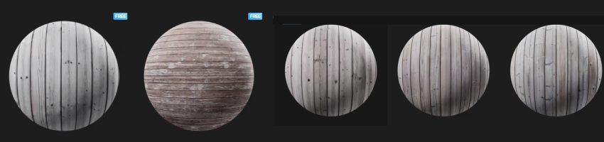 textura de madera blanca para modelado digital
