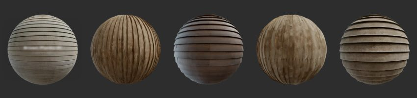 textura de madera blanca realista para blender