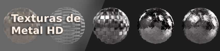 texturas de metal HD