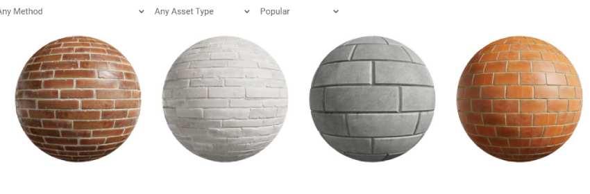 Imagen para paredes de ladrillo en videojuegos