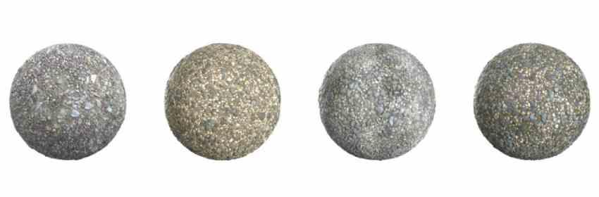 Textura de terreno de tierra y piedras