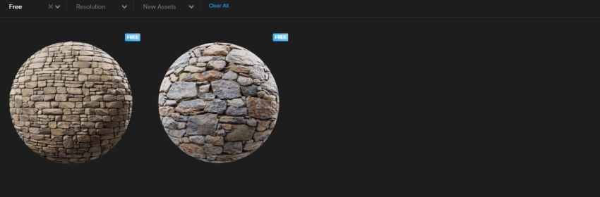 muro de piedra en textura para renderizar y diseñar en blender HD alta calidad