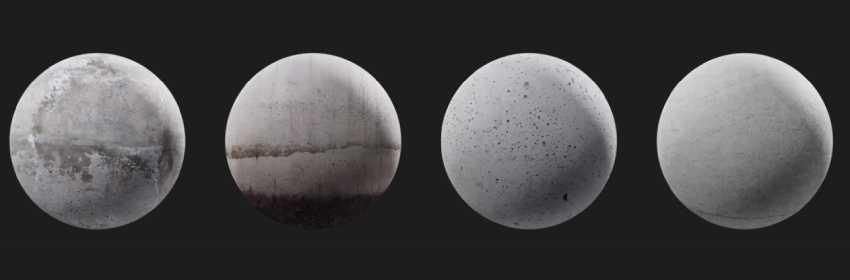 texturas para blender de cemento blanco