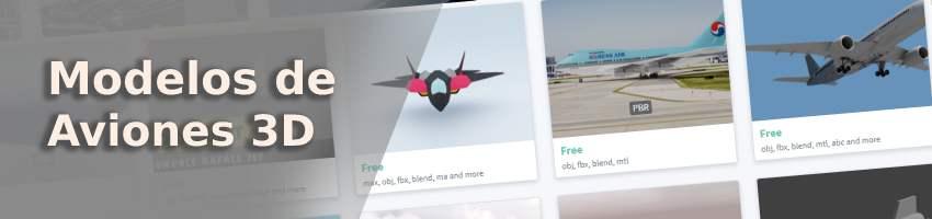 modelos de aviones